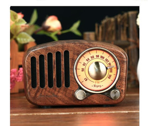 2020 الوسائط المتعددة خشبية بلوتوث اليدين الحرة micphone المتكلم ibox d90 مع راديو fm المنبه tf / usb مشغل mp3 الرجعية الخشب مربع الخيزران