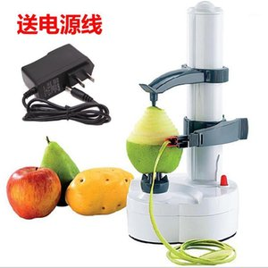 CreativeEleCleric Peelers Кухонная техника Картофель Peelly Apples Electric Peeler Бесплатная доставка1