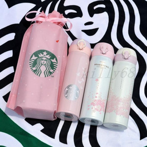 Hot The latest 16OZ Starbucks stainless steel coffee mug, 19 new styles, Starbucks coffee cups, free shipping