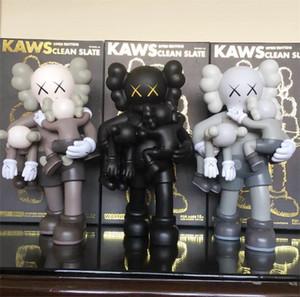 Hot 38cm 1.7kg originaleDoke Kaws 16inches Companion rimovibile e tiene il bambino per la scatola originale Kaws Action figure modello decorazioni regalo