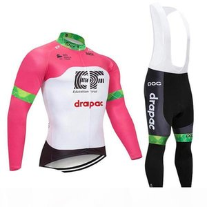 RCC EF men suits winter cicling riding bicycle long sleeve set ciclismo velveteen sweatshirt cycling jersey bib trousers