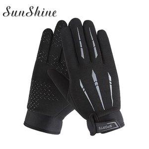 -40 Winter Ski Motorrad Wasserdichte Guantes Motorrad Reit Thermal Fleece-Futter Touch Screen Handschuhe Gant Moto