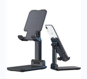 General lazy support metal mobile phone stand on table multi-function simple live broadcast magic device watch TV support