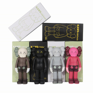 8 Inches 20cm Fashion Kaws XX Garage Kit Crafts Original Fake Companion Doll Decorations 7 Color