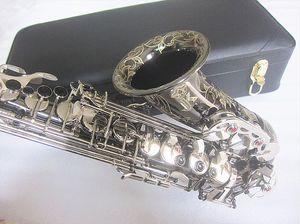 Новый Alto Saxophone Германия JK SX90R Keilwerth Black Alto Sax Top Профессиональный музыкальный инструмент с корпусом 95% Скопируйте бесплатную доставку