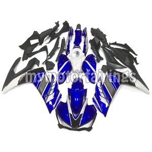 Forfaits pour 2015 Yamaha YZF R3 2014 2014 2017 2018 Bodywork de la moto R25 14 15 16 17 18 Capsotants - Black Bleu