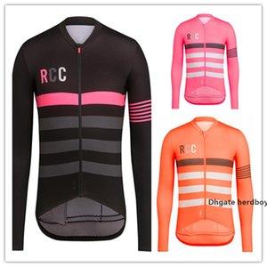 2021 Pro Takım Rapha Erkekler Bisiklet Jersey Mtb Giyim Yarış Bisikleti Spor Uzun Kol Bisiklet Giyim Mtb Bisiklet giysiler giyin