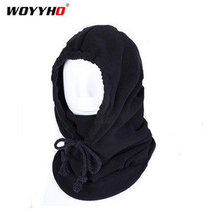 Outdoor Thickened Warming Fleece Hood,Women Hiking Cycling Campimg Windproof Mask,Motorcycle Skiing Neck Protection Scarf
