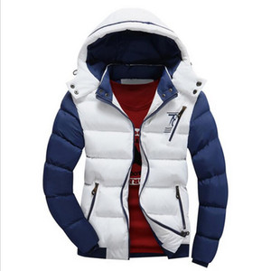 EINAUDI 2017 3XL Jacket Men's Parkas Thick Hooded Coats Men Thermal Warm Casual Jackets Male Outerwear Brand Clothing 78