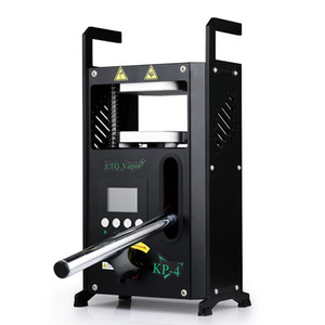 """Rosin Press Machine 4 Tons 4*4"""" Dual TC Heating Pressing Plates for Wax Flower Concentrate Oil Extracting Heat Rosin free shipping"""