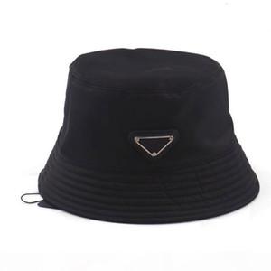 20SS High-end Sun Hat Cap Fisherman's Hat Outdoor Travel Street Bucket Hat Fishing Cap Casual Fashion Sunhat Men Women HFYMMZ024