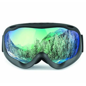 ski goggles snow goggles snowboard glass double layers anti-fog big mask glasses skiing eyewear men women obaolay winter double layers