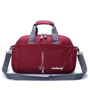 Scione Femmes Sac Sac Sac à main Handbag Suitcase Femmes Fitness Travel Bandoulière Sacs de loisirs de grande capacité C1223