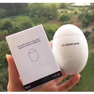 2020 New Makeup Hand Creams Lotions LA CREME MAIN Veloute Adoucit Eclaircit smooth soften brighten Hand cream Skin care 50ml