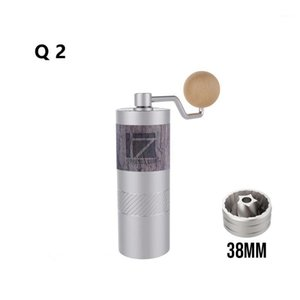 New 1zpresso Q2 NEW Aluminum alloy portable coffee grinder mini coffee mill grinding core super manual bearing recommend1