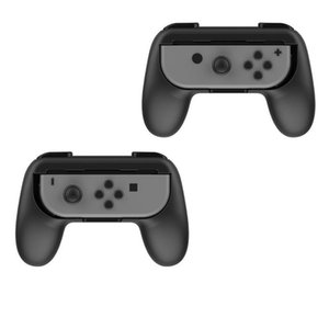 2pcs Two in one Joystick Grip Handle Stand Holder for Switch ABS Left Right Gamepad for Joy-Con Joycon NS Controller