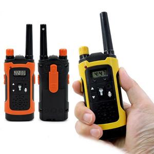 Kablosuz çocuk mini walkie talkie ebeveyn-çocuk etkileşimi led ışık açık arama walkie talkie communicator hediye çocuk için