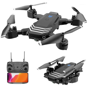 Mini RC Drone With 4K HD Camera Wifi Fpv Foldable Dron Professional RC Helicopter Selfie Drones Toys For Kid Quadcopter1