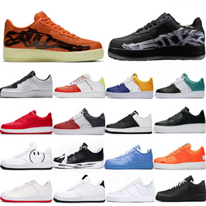 2020 Skeleton MCA Zapatillas Running Zapatos Al Aire Libre Zapatos Utility All Black Sport Blue Shadow Tropical Twist Drunk Mens Sneakers With Box