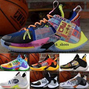 EUR 46 Russell Schuhe Jumpman 2 Enfant Basketball Frauen Größe US 12 Männer Trainer Turnschuhe Warum nicht Zer0.2 Westbrook Zero Zapatos Tennis Jugend