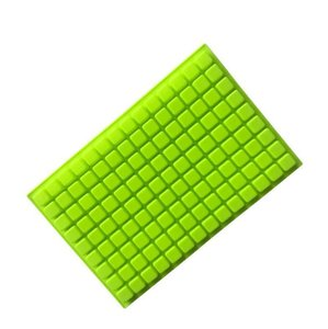 126 Hole Lattice Ice Cub Silicone Mold Cake Mousse For Ice Creams Ice Tray Chocolates Pastry Art Pan Dessert Baking Moulds Cca12646 O5Zyz
