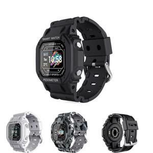I2 Smart Watch IP68 Waterproof Heart Rate Blood Pressure Monitor Bracelet Swimming ECG PPG Men Women Wristwatch Sports Watch A1 T500 W34 W26
