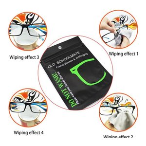 14.5*14.5 Mm Anti-fog Glasses Cloth Thicken Clear View Lens Computer Mirror Clearing Wipe Cloth Chammy Suede Eyewear Acc qylQlz