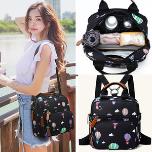 Bag Mommy Land Changing Fashion Mummy Diper Nappy 1005 Baby Backpack For Diaper Mom Mini Multifunction Bags Maternity Rjcjk