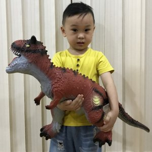 Children's toys simulation dinosaur toys soft doll animal model set gift gifts children gifts welcome to order
