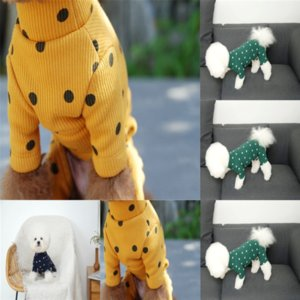 OHPQ New Warm Winter Dog Clothes Jacket Puppy Clothing Vest Comfortable Fleece of the Dogs Pet the clothing Reflective dog Coat For Small