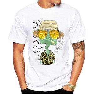 TEEHUB 2019 Rango Duke Men T-Shirt Мода Курение Duke Printed Tshirts с коротким рукавом лето тройники вскользь Tops спорта Толстовка с капюшоном Толстовка