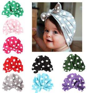 Lawadka Estrela Hat bebê crianças bebê Caps Meninas Meninos Chapéus recém-nascido Fotografia Props Gorros Acessórios