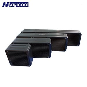 Magicool CG-G2 65mm Thick 120mm 240mm 360mm 480mm Copper Radiator Computer Water Cooling Heat Sink G1 4