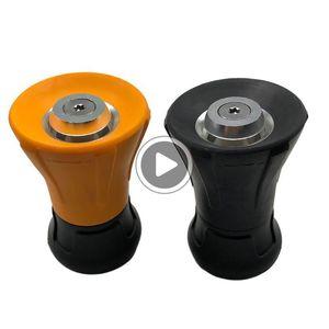 2SH3 Garden Hochdruck-Wasser Sp Schlauch-Düse großes Durchfluss Sprinkler justierbares Auto-Haushalt Werkzeuge 2 Farben