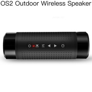 JAKCOM OS2 Outdoor Wireless Speaker Vendita calda in altoparlanti esterni come le ali in fibra ottica di Alexa supporto Huawei p30