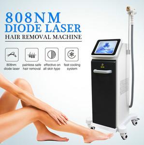 Professionnel High Power 808nm Diode Laser Cheveux Remvoal Machine rapide et sans douleur Congélation 20 millions de coups d'épilation