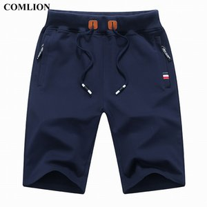 COMLION New Arrival Hommes Shorts Summer Marque Shorts Casual Hommes Coton Homme Stylish Beach Casual Shorts Homme Pantalon court Plus 1A 1027