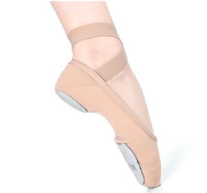 Girls Elastic Soft Ballet Dance Shoes High Stretch Women Dance Slippers