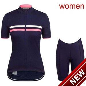 2021 Rapha Scott cicla maniche corte Jersey (Bib) Pantaloncini Maglie senza maniche Vest Set 2021 donne abbigliamento comodo Anti Pilling calda nuova F09