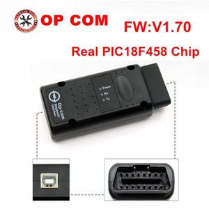 2020 Newest OPCOM V1.70 V1.78 V1.95 V1.99 OP-COM For Diagnostic-tool OP COM with real pic18f458 Free shipping