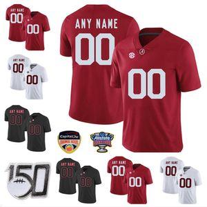 Alabama Crimson Tide College Football Jersey Patrick Surtain II Jersey Josh Jacobs Robinson Jr Dylan Moses Quinnen Williams Costitico cosido