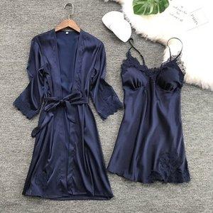 1ZTF Womens Lace Sexy Pyjamas Hot Pyjamas Farbe Sleeveless Harness Unterwäsche Sommer Massiv Backless # 5191111