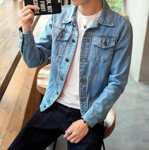 Luxury Hommes Designer Jacket Jacket Lovers Haute Qualité Pure Couleur Veste Denim Mens De Designer Manteau Femmes Tops Bleu Blue Jean Vestes Taille M-5XL