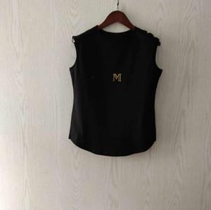 NUEVO 2021 MARCA DE ALTA CALIDAD JEANS T SHIRTS Camisetas de mujer Elástica Algodón O-cuello T-cuello T-shirt's T-shirts más tamaño S M L