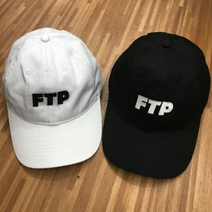 FTP Nakış Beyzbol Şapka Bay Bayan Pamuk Baba Şapka Kemik Hip Hop Snapback Trucker Cap Golf Açık Ayarlanabilir Casual Harajuku Yaz saçakları