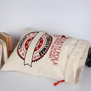 هدية عيد حقيبة القطن قماش حقيبة تخزين الحلوى وجبات خفيفة قابل للغسل الأبيض نمط حمل حقيبة الرباط