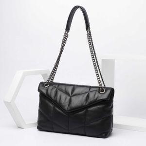 Designer bolsas de luxo bolsas womens luxurys designers loulou shopper desenhador de desenhador de ombro messenger bag mulher crossbody bolsa bolsa 577475