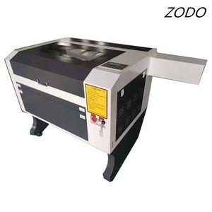 DSP Ruida 400 x 600mm CO2 레이저 조각 기계 아크릴