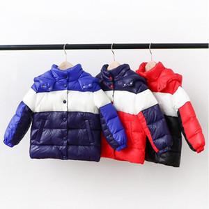 Crianças dos desenhos animados desenhos animados roupas conjunto com capuz casaco de mesa tops sweatsuit baby girl mola outfits outfits tracksuit terno yhm607