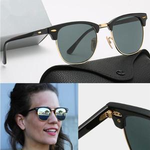 High Band UV400 Bans Ben Women Sunglasses Vintage Wayfarer Brand With Quality Glasses Box Pilot Sun New Ray Men 016a Xdbdd